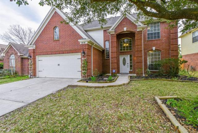 1414 Coppercrest Drive, Spring, TX 77386 (MLS #39699844) :: Green Residential