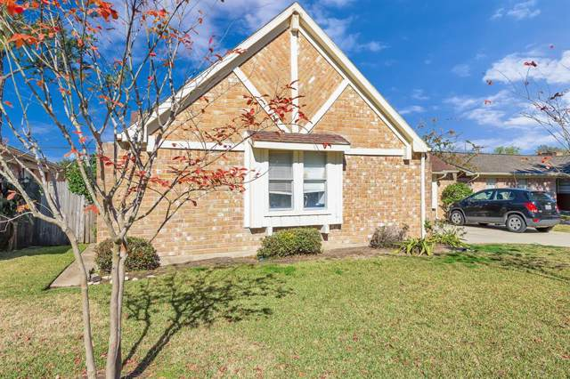 2318 Ridgemont Drive, Missouri City, TX 77489 (MLS #39704418) :: Phyllis Foster Real Estate