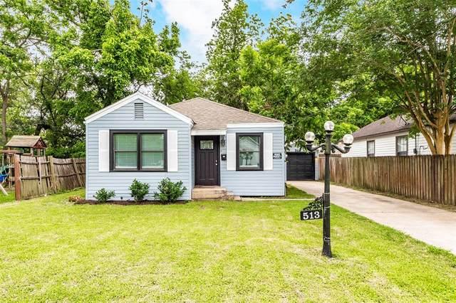 513 W Dumble Street, Alvin, TX 77511 (MLS #39705816) :: Green Residential