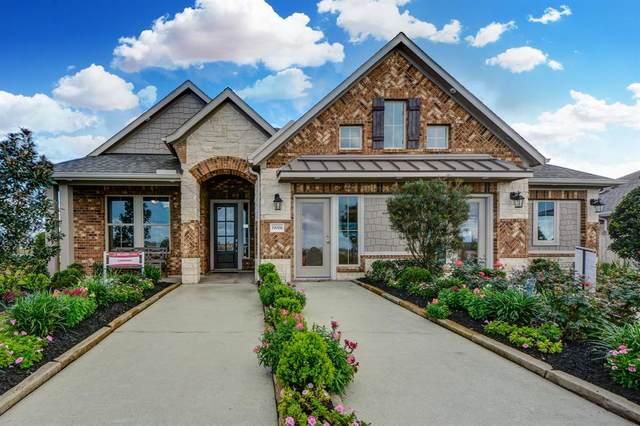 19006 Lake Ridge Court, Manvel, TX 77578 (MLS #39707490) :: Guevara Backman