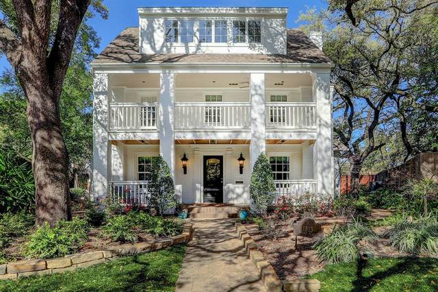 1813 Sharp Place, Houston, TX 77019 (MLS #39713274) :: Caskey Realty