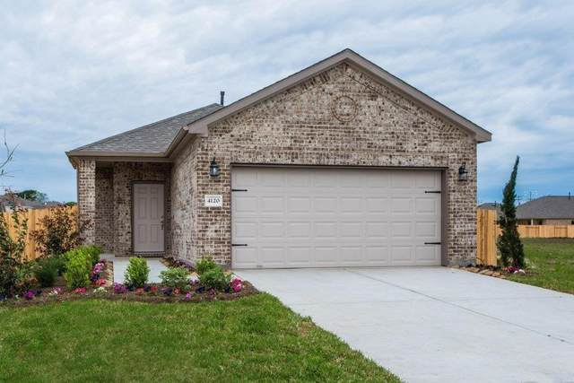 2217 Lake Mist Drive, Texas City, TX 77510 (MLS #3971453) :: The Sansone Group