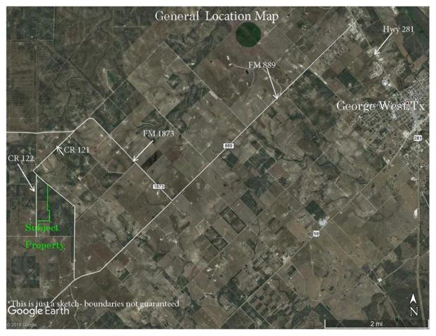 000 County Road 122, George West, TX 78022 (MLS #39730311) :: Caskey Realty