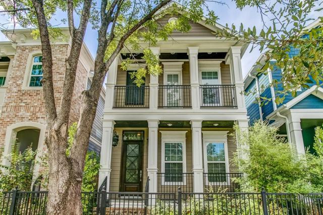 424 W 27th Street B, Houston, TX 77008 (MLS #39735768) :: Krueger Real Estate
