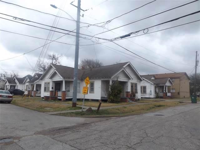 1922 Cochran Street, Houston, TX 77009 (MLS #39736987) :: The Home Branch