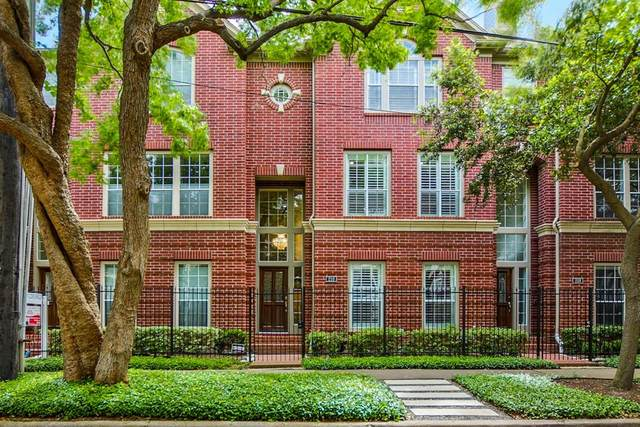 210 Bremond Street, Houston, TX 77006 (MLS #39742872) :: The SOLD by George Team
