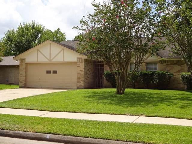 15926 Gatebriar Drive, Houston, TX 77489 (MLS #39755435) :: The Heyl Group at Keller Williams