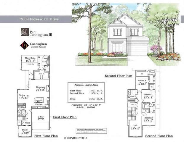 7809 Flowerdale, Houston, TX 77055 (MLS #39762018) :: The Home Branch