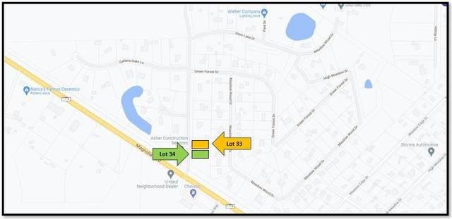 00 N Cripple Creek Dr, Magnolia, TX 77354 (MLS #3977287) :: The Home Branch