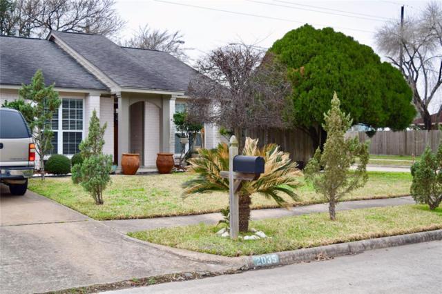 2035 Oakwell Lane, Katy, TX 77449 (MLS #39783730) :: Texas Home Shop Realty