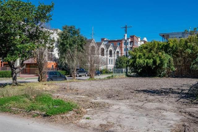 2005 Taft Street, Houston, TX 77006 (MLS #39791648) :: Green Residential