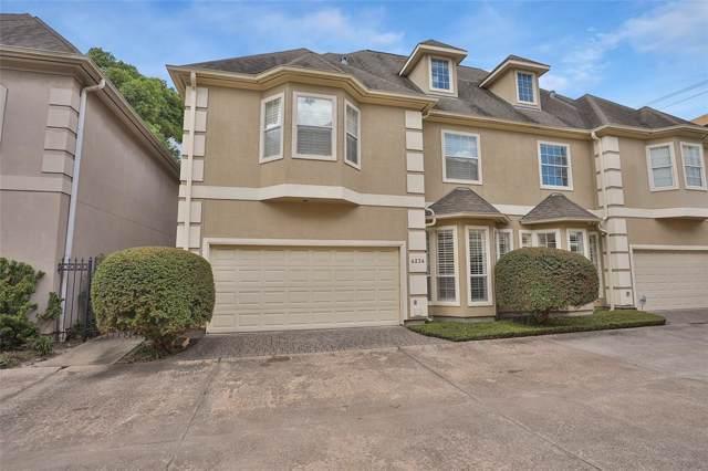 4234 Jack Street, Houston, TX 77006 (MLS #39801456) :: Giorgi Real Estate Group