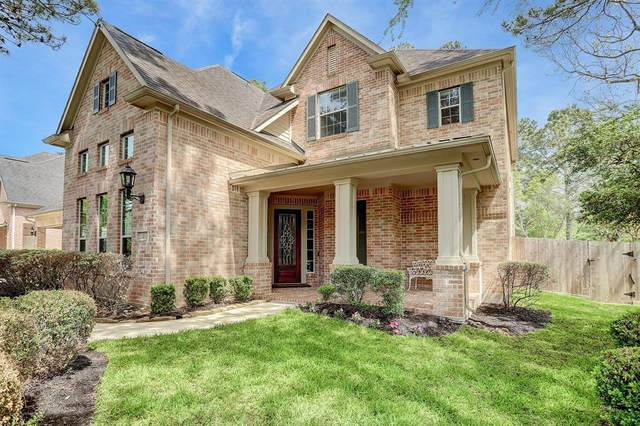 2 Angel Dove Place, The Woodlands, TX 77382 (MLS #39828283) :: The Queen Team