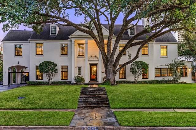 2529 Del Monte Drive, Houston, TX 77019 (MLS #39830907) :: Lerner Realty Solutions