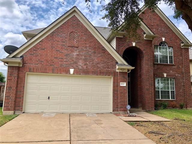 831 Deer Hollow Drive, Sugar Land, TX 77479 (MLS #39832097) :: The Heyl Group at Keller Williams