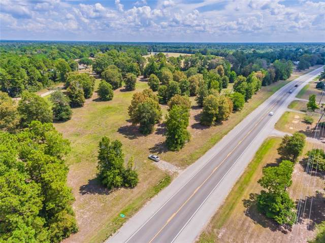 TBD Old Tramm Rd And Hwy 146, Livingston, TX 77351 (MLS #39874013) :: The SOLD by George Team