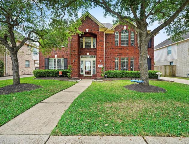 6110 W Oaks Circle S, Pearland, TX 77584 (MLS #39889001) :: Fairwater Westmont Real Estate