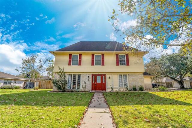3119 N Park Drive, Missouri City, TX 77459 (MLS #39893038) :: Ellison Real Estate Team