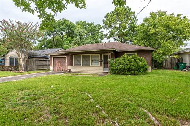 4006 Woodshire Street, Houston, TX 77025 (MLS #39894446) :: The SOLD by George Team