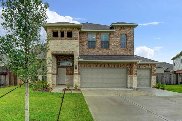 16311 Amber Brown Drive, Hockley, TX 77447 (MLS #39925782) :: The Queen Team