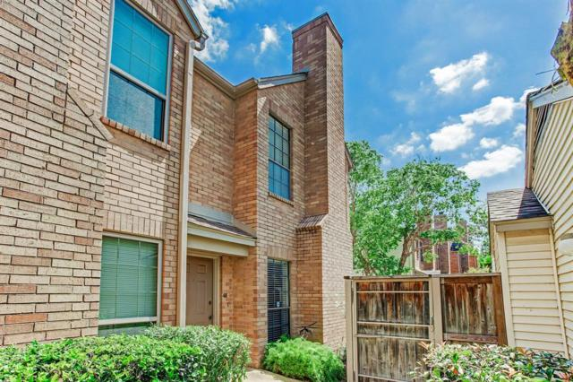 3300 Bellefontaine Street #48, Houston, TX 77025 (MLS #39927514) :: The Heyl Group at Keller Williams