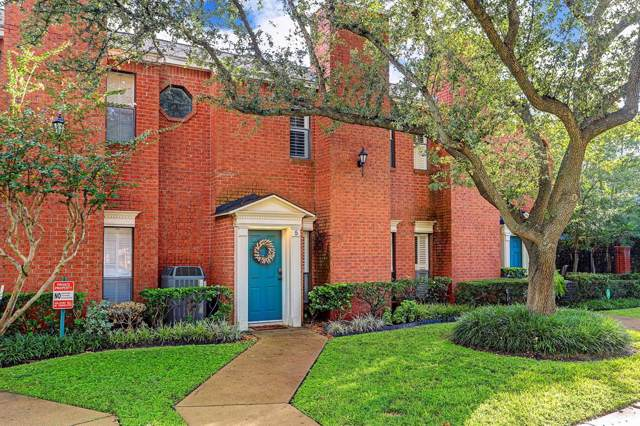 3330 Las Palmas Street #5, Houston, TX 77027 (MLS #39938357) :: Ellison Real Estate Team