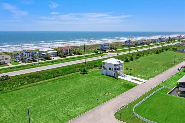 4407 S Sunset Bay Drive, Galveston, TX 77554 (MLS #39950335) :: The Andrea Curran Team powered by Compass