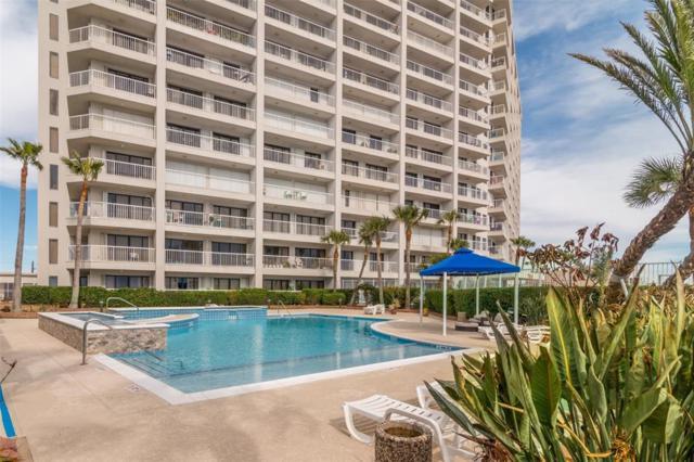 7700 Seawall Blvd Boulevard #201, Galveston, TX 77551 (MLS #39951357) :: Team Parodi at Realty Associates