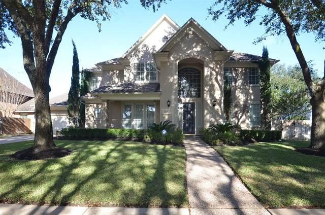 3718 Springhill Lane, Sugar Land, TX 77479 (MLS #39952004) :: The Bly Team