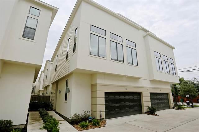 16 N Hutcheson Street, Houston, TX 77003 (MLS #39956852) :: Green Residential