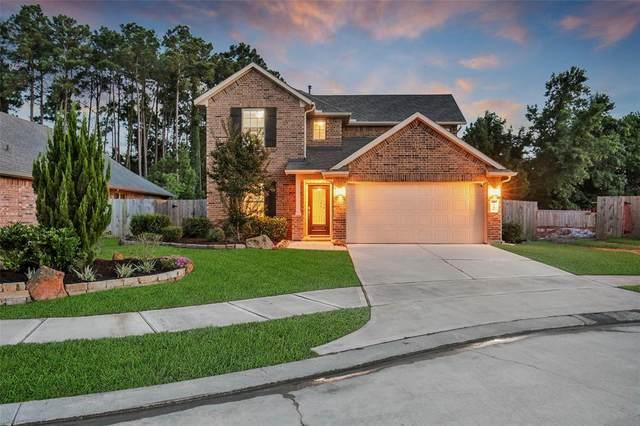 7306 Masquerade Lane, Conroe, TX 77304 (MLS #39961541) :: The Property Guys