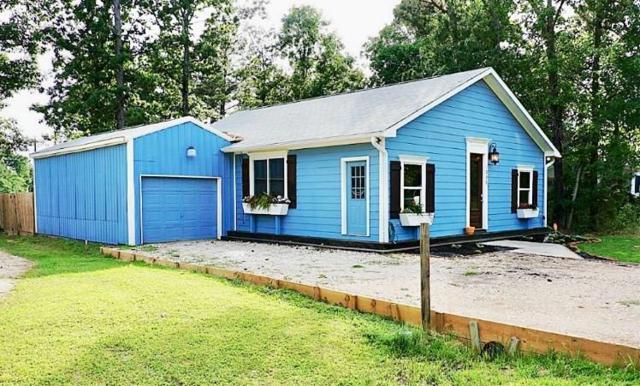 1000 Woodland Shores Dr, Point Blank, TX 77364 (MLS #39965565) :: Mari Realty
