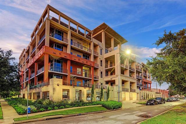 1401 Calumet Street #305, Houston, TX 77004 (MLS #39990178) :: The Queen Team