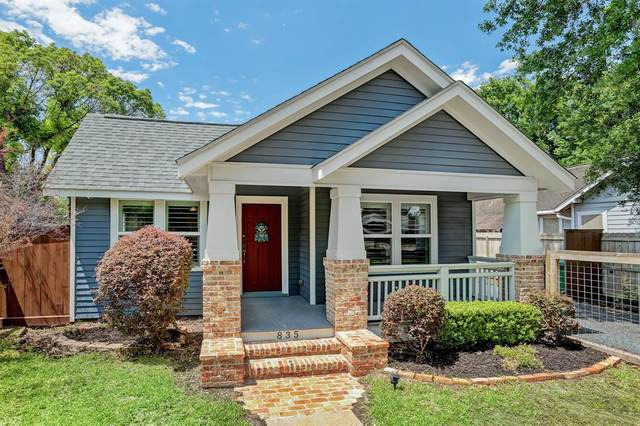 835 Le Green Street, Houston, TX 77008 (MLS #39999389) :: The SOLD by George Team