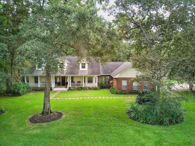 2410 Mustang Drive, Conroe, TX 77384 (MLS #40007459) :: Green Residential