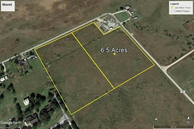 000 County Road 451, El Campo, TX 77437 (MLS #40019000) :: The Property Guys