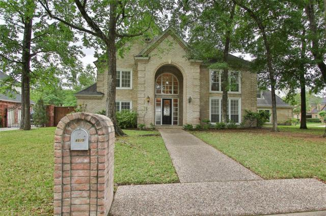 8515 Tranquil Park Drive, Spring, TX 77379 (MLS #40044526) :: The SOLD by George Team