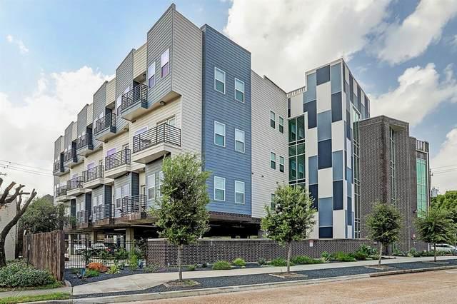 1011 Studemont Street #310, Houston, TX 77007 (MLS #40053877) :: Texas Home Shop Realty