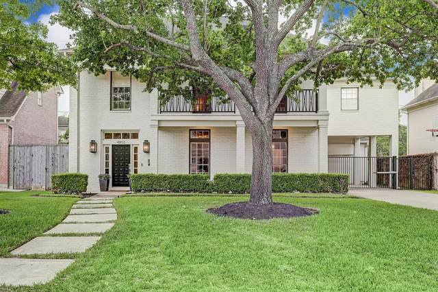 4803 Welford Drive, Bellaire, TX 77401 (MLS #40071179) :: Connell Team with Better Homes and Gardens, Gary Greene