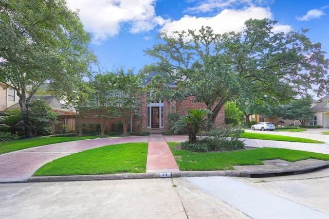 24 Hickory Shadows Drive, Houston, TX 77055 (MLS #40086540) :: Johnson Elite Group