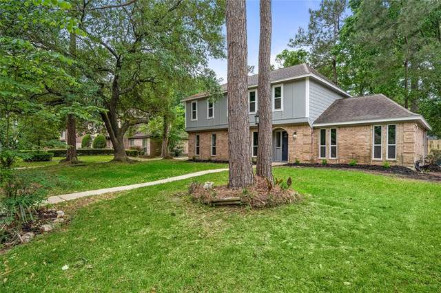 17907 Fireside Drive, Spring, TX 77379 (MLS #40090722) :: The SOLD by George Team