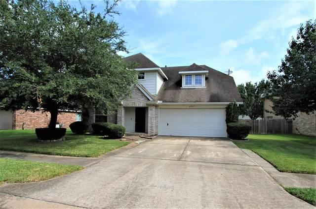 6207 Winter Oak Street, Pearland, TX 77584 (MLS #40094814) :: Caskey Realty