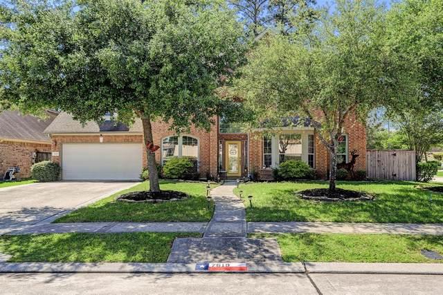 7619 Stonebridge Creek Lane, Humble, TX 77396 (#40096376) :: ORO Realty