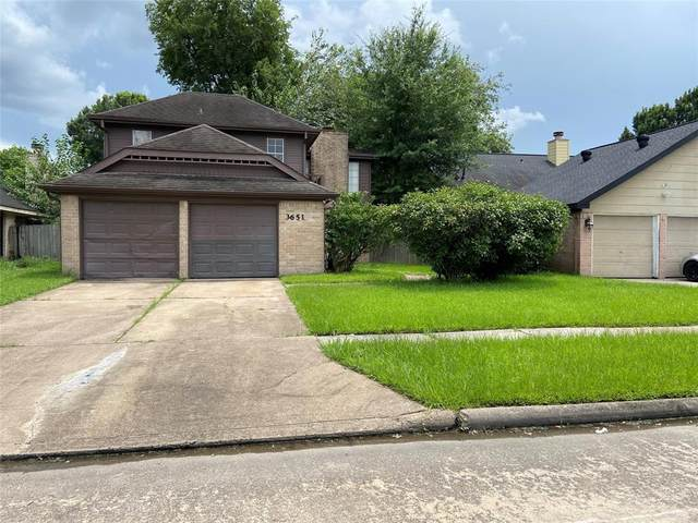 3651 Villa Glen, Houston, TX 77088 (#401052) :: ORO Realty
