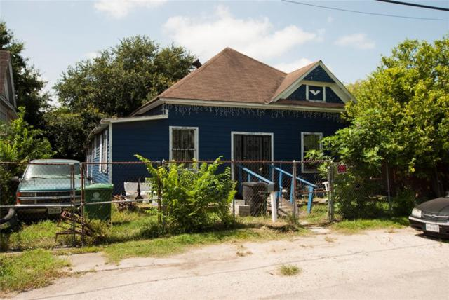 1717 Weber Street, Houston, TX 77007 (MLS #40105932) :: The Collective Realty Group