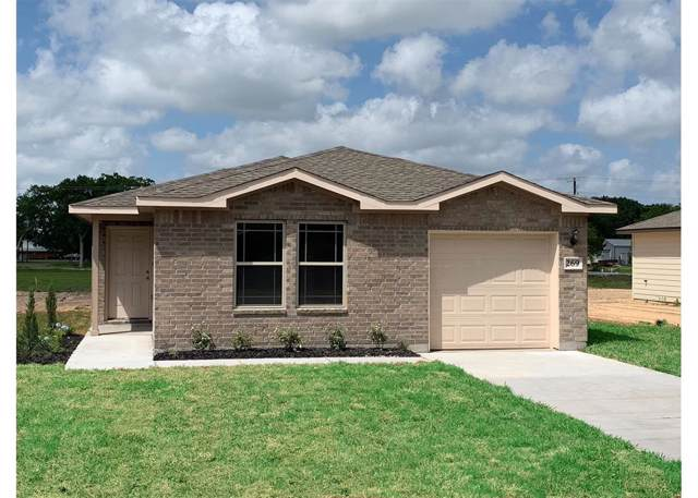 2027 Rosalee Street, La Marque, TX 77568 (MLS #40122598) :: The Heyl Group at Keller Williams
