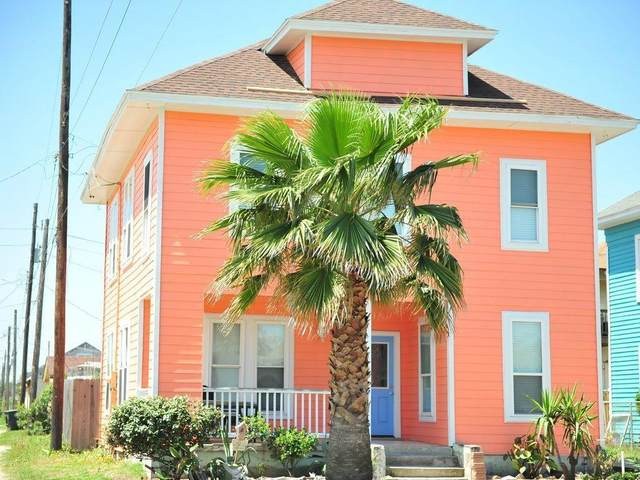 2409 33rd Street, Galveston, TX 77550 (MLS #40124978) :: Ellison Real Estate Team