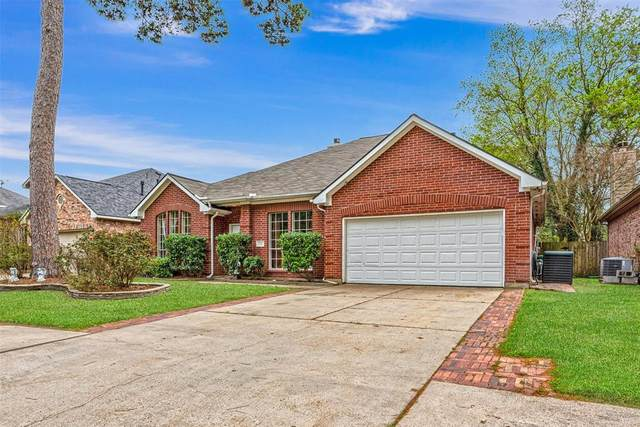 1310 Buchans Drive, Spring, TX 77386 (MLS #40125592) :: The Parodi Team at Realty Associates