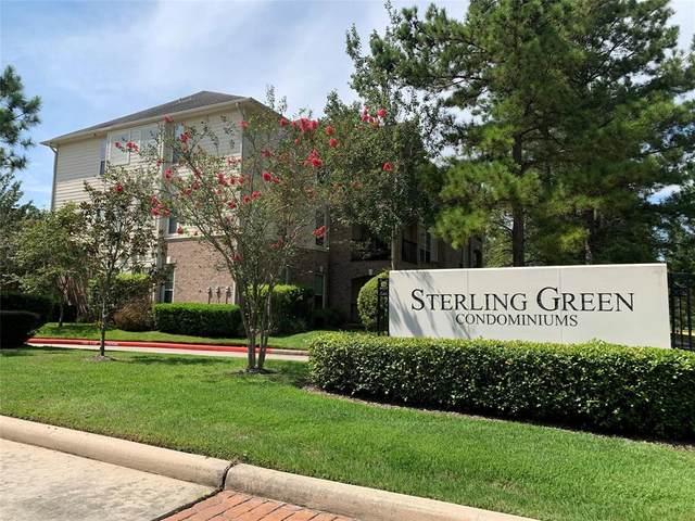 6607 Lake Woodlands Drive #232, The Woodlands, TX 77382 (MLS #40132158) :: Giorgi Real Estate Group