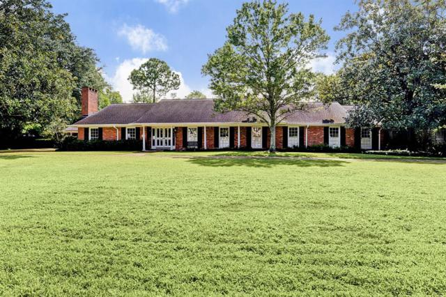 11 West Lane, Houston, TX 77019 (MLS #401332) :: Fairwater Westmont Real Estate